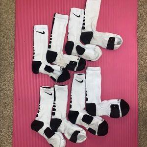 Nike Elite Socks (4 pairs for $24)